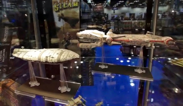 Star Wars Armada Gen Con 2014