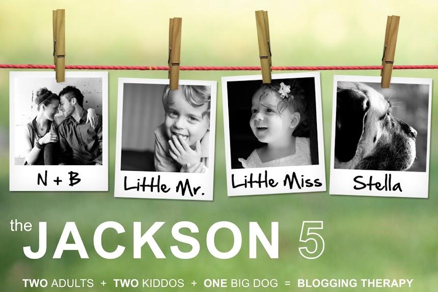 "The Jackson ""5"""
