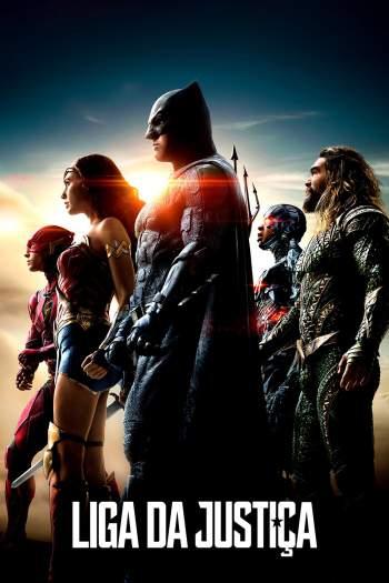 Liga da Justiça IMAX Torrent – WEB-DL 720p/1080p Dual Áudio