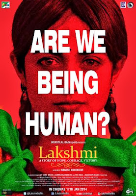 Theatrical trailer of Nagesh Kukunoor's 'Lakshmi'
