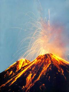 Kenapa Gunung Berapi Bisa Meletus? [ www.BlogApaAja.com ]