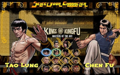 Kings of Kung Fu PC Games for windows