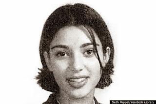 Kim kardashian high school photos