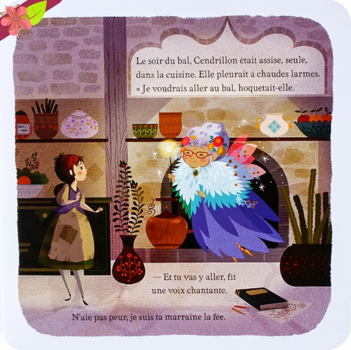 Cendrillon de Susanna Davidson et Lorena Alvarez - éditions Usborne