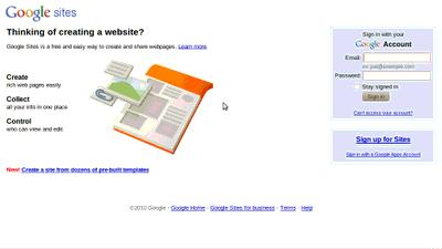 Cara upload file JavaScript di Google Site