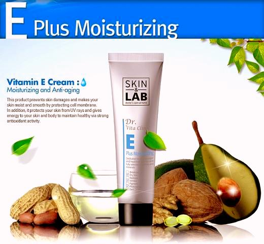Vitamin E cream by Skin and lab