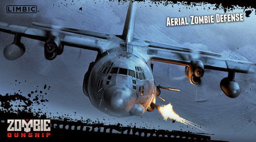 Zombie Gunship for Android Apk free download