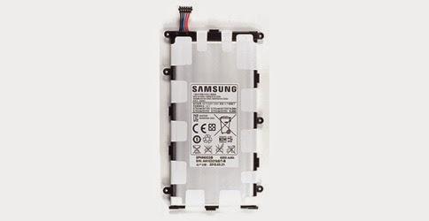 Harga Baterai Samsung Tab P3100 Original