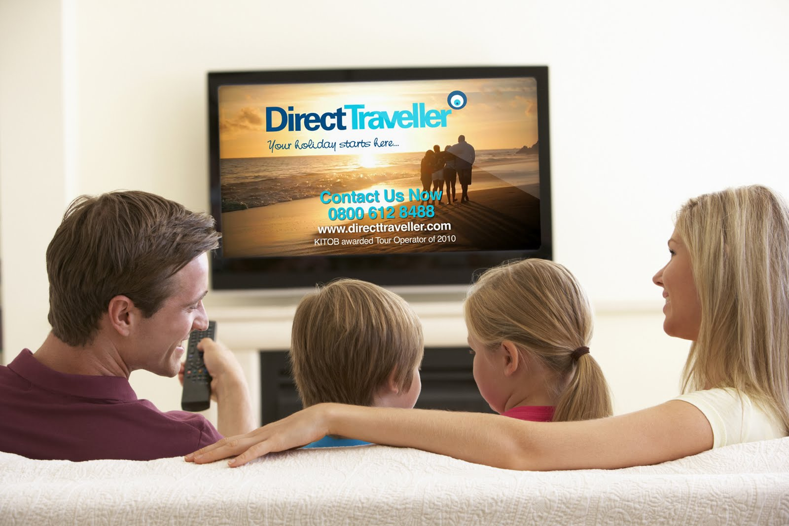 UK's First North Cyprus TV campaign - Direct Traveller