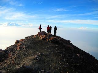 Pendaki Gunung Kerinci