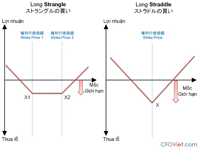 Stock options strangle strategy