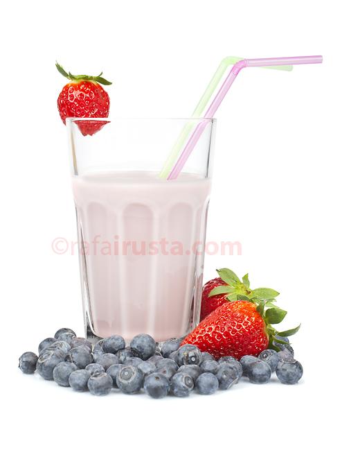 Queso fresco - Batidos de frutas ...