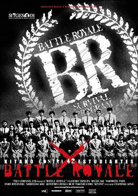 Battle Royale – DVDRIP LATINO