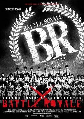 Battle Royale audio latino