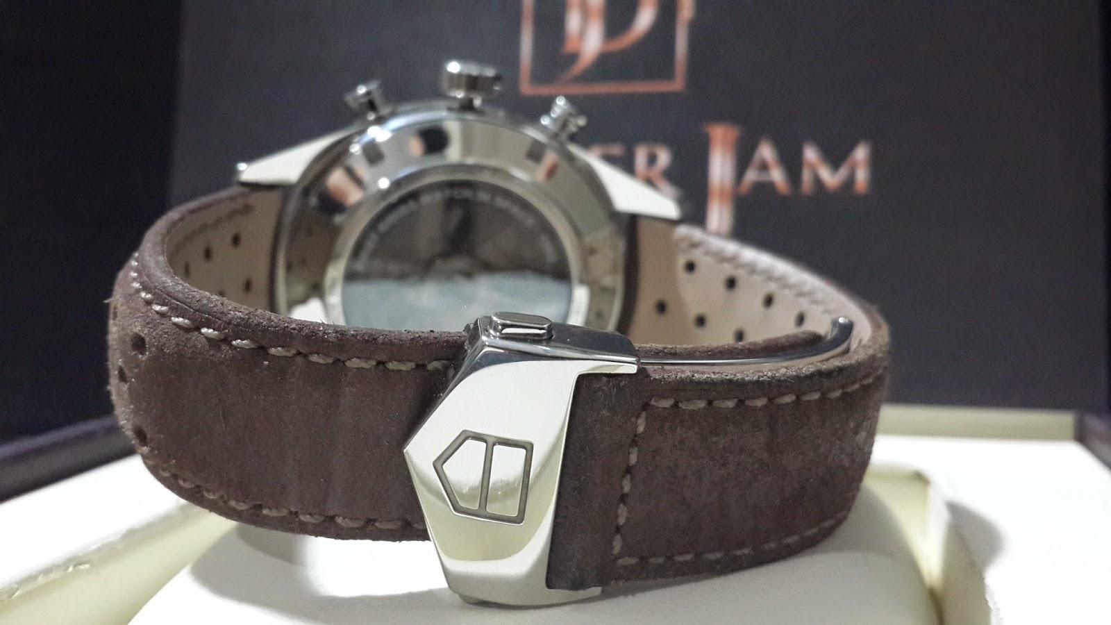 Jam tangan tag heuer space x original