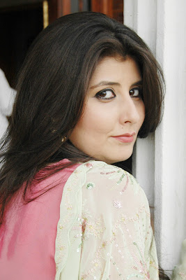 Pashto Actress Najiba Faiz