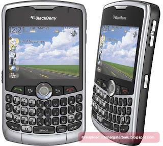 Harga BlackBerry Curve 8330 Spesifikasi 2012