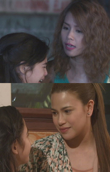 Denise Laurel and Kaye Abad are set to play characters different from
