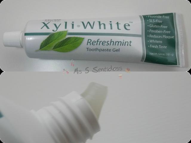 Iherb Xyli White, pasta de dientes