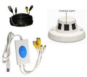 Smoke Alarm Camera Recorder