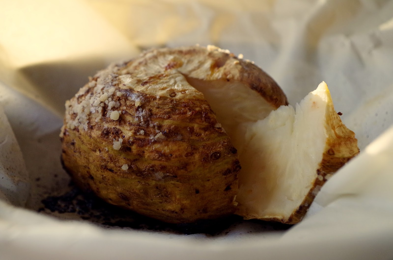 how to cook celery root
