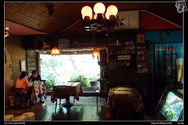 2013-10-18 中興新村 歐式料理 松濤園