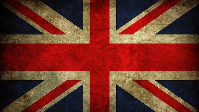 Grunge British Flag HD Wallpaper