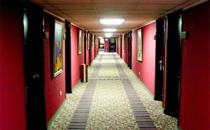 si tienes uno o ms pilares dividiendo el pasillo en varios tramos aprovecha esta para pintar de diferentes tonos cada una de las paredes