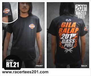 KAOS DRAG RACERTEES