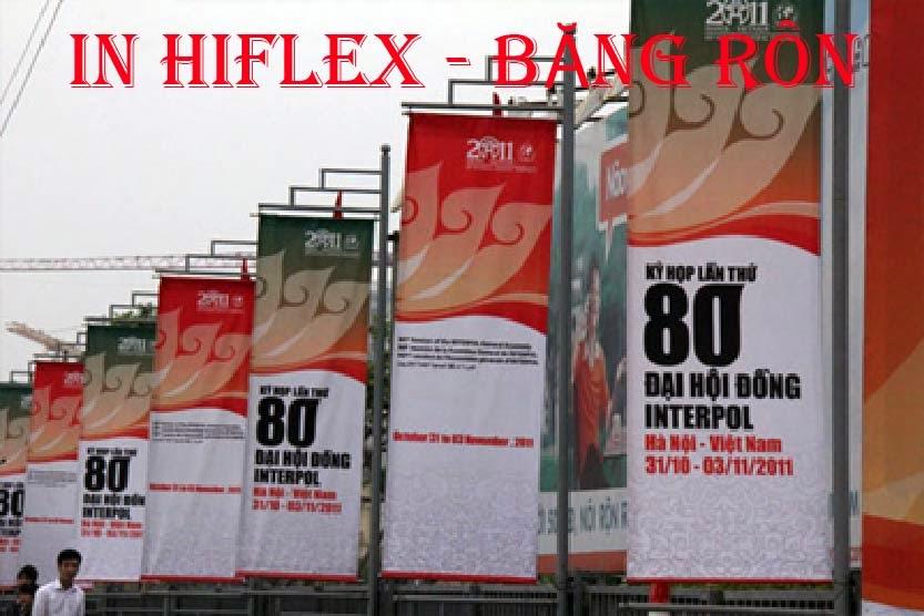 In Hiflex TP.HCM, IN BẠT, IN BẢNG HIỆU