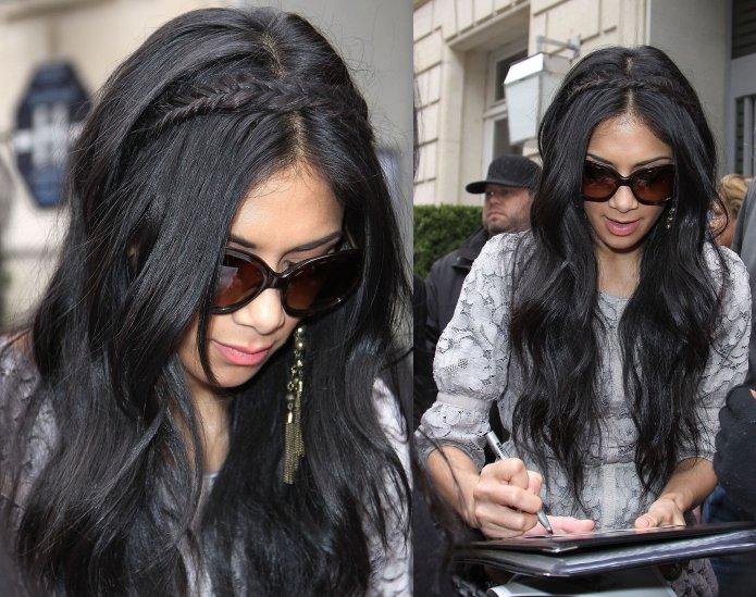 Nicole Scherzinger Hair 2011