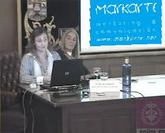 MARKARTE Jornada Mujeres Emprendedoras COIIM