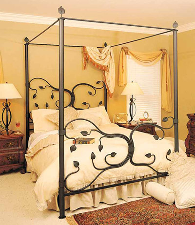 Vintage Wrought Iron In Interior Design modern wrought