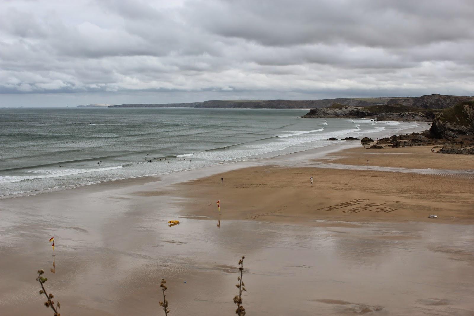 Fistral-beach