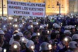 Espanha: Todos com os Mineiros!