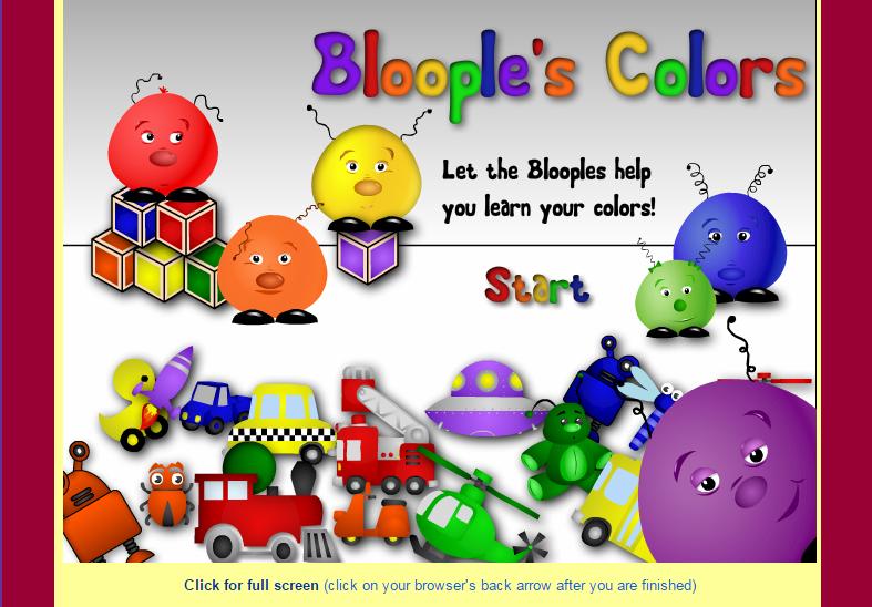 http://www.sheppardsoftware.com/preschool/ngames/colors.htm
