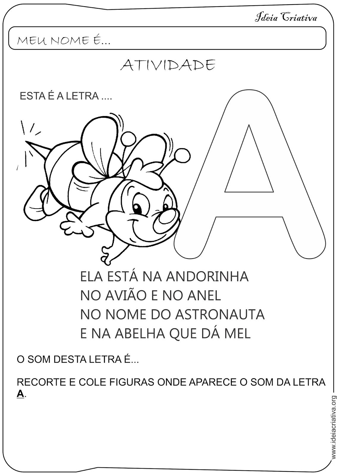 Sugestão de Aula Atividade O Mundo das Abelhas