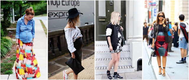 gravidanza inverno donne incinte : Look trendy in gravidanza per donne incinte sempre alla moda (FOTO)