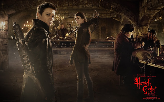 Hansel & Gretel : Witch Hunters Movie