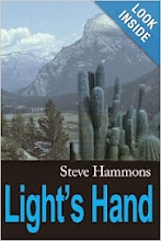 "The perfect holiday gift: Novel ""Light's Hand"""