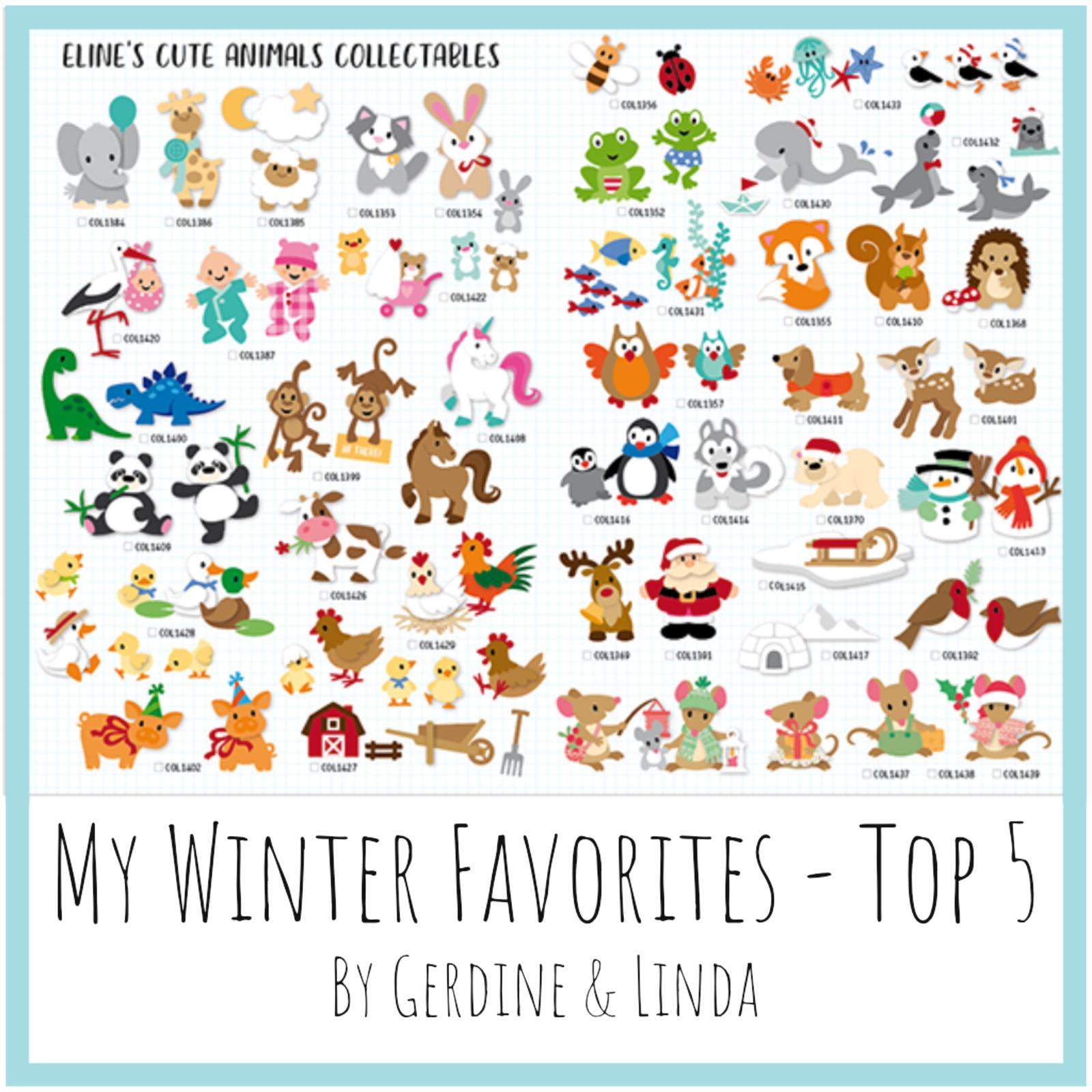 My winter favorites - top 5