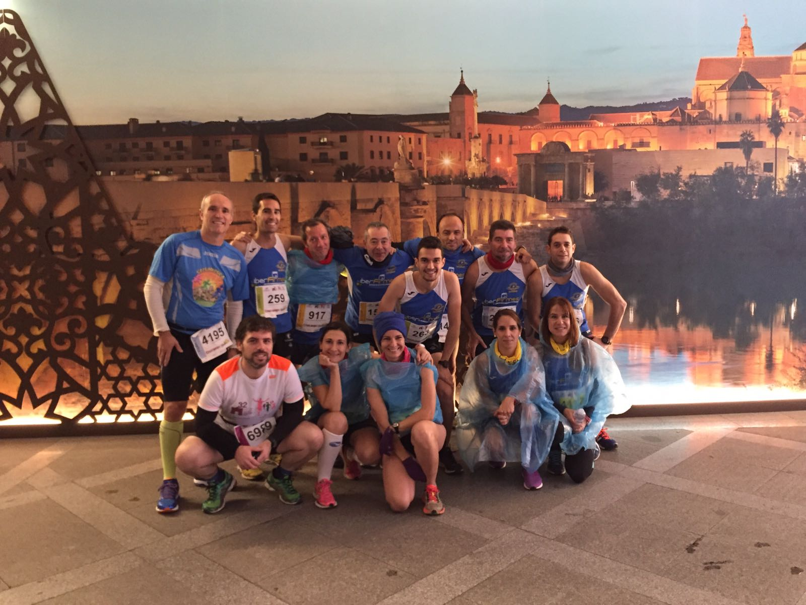 Viaje a la Media Maratón de Córdoba 2016