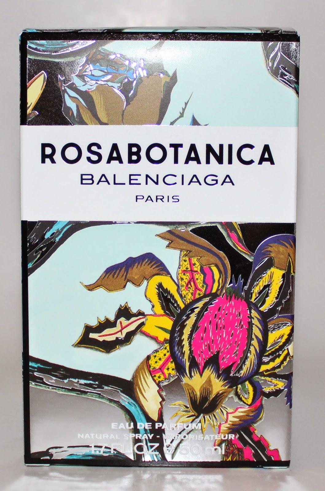 Balenciaga Rosabotanica EDP