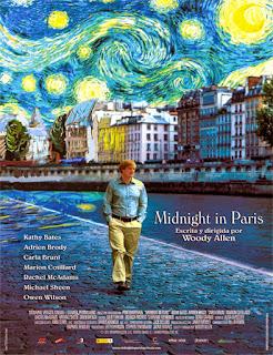 Medianoche en París (Midnight in Paris) (2011) online
