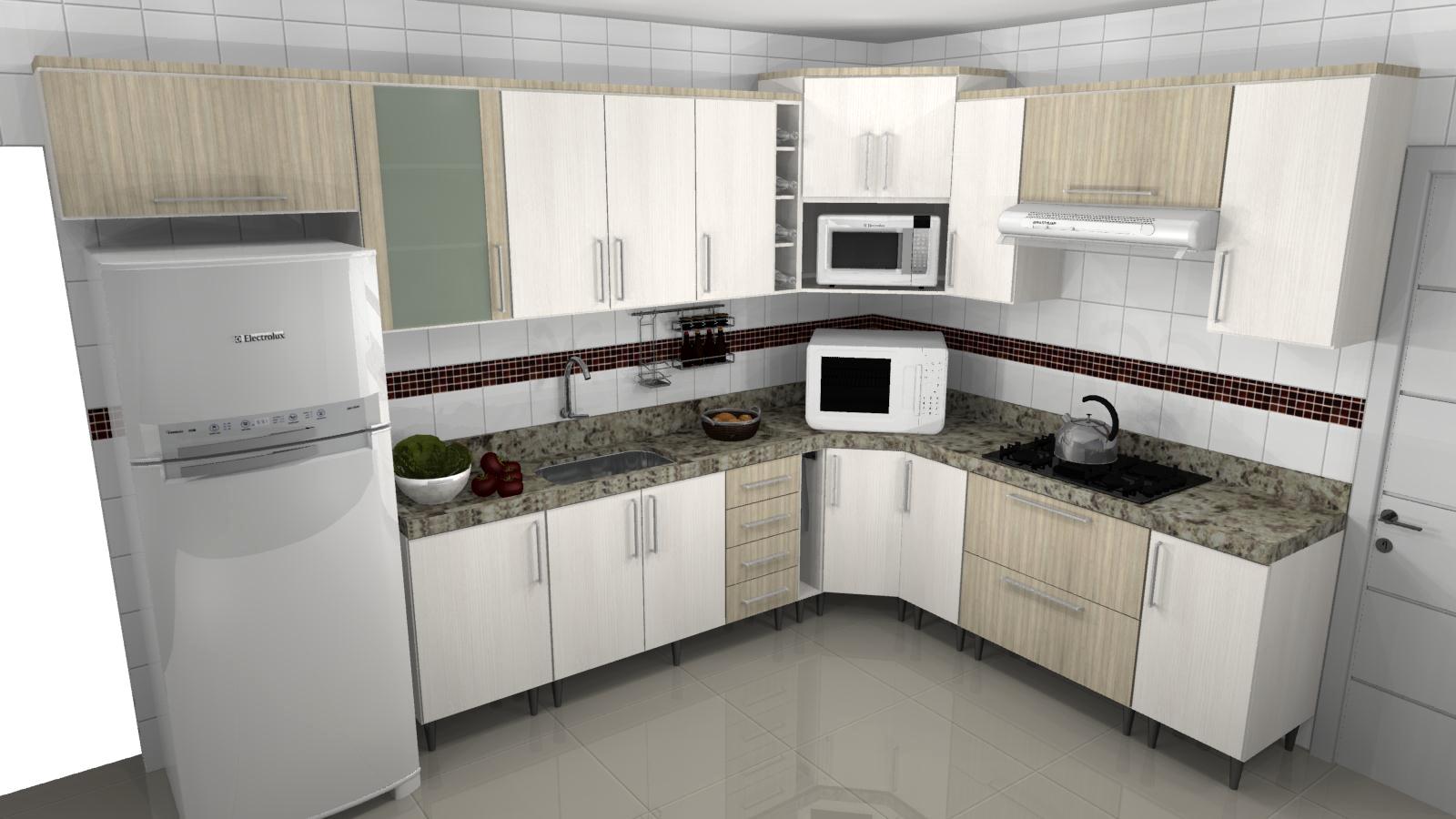 Móveis planejados RJ (21) 3701 8700 zap 96592 9241: Cozinha #756B56 1600x900