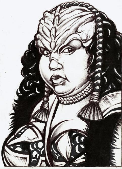"""Klingon, Baby, Klingon!"""