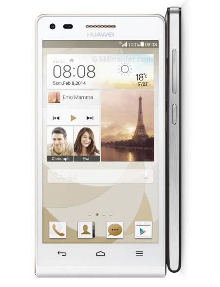 Svelato il nuovo smartphone android Mini di Huawei top di gamma