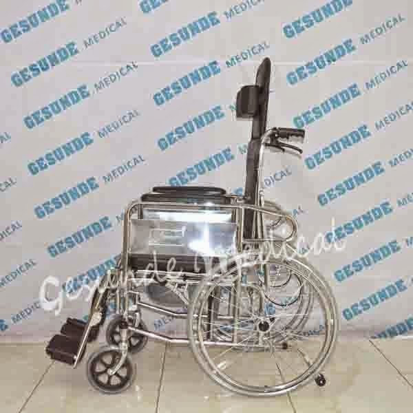 mau beli kursi roda multifungsi  fs609gcu serenity