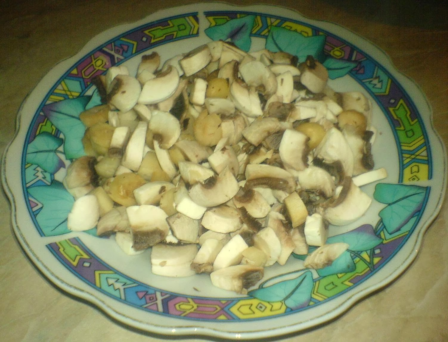retete cu ciuperci, retete culinare, mancare, mancaruri, clatite la cuptor