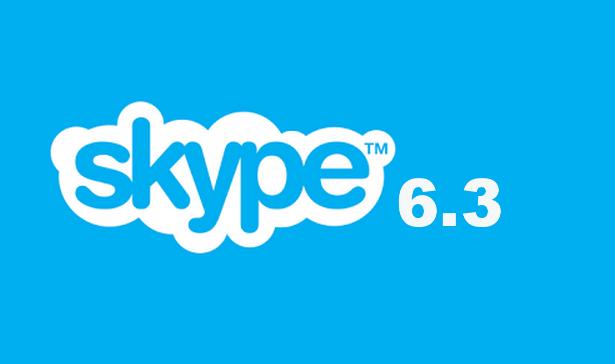 Skype 6.3.0.105